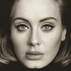 Adele 25 Music CD