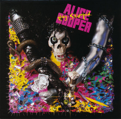 Alice Cooper Hey Stoopid (CD)