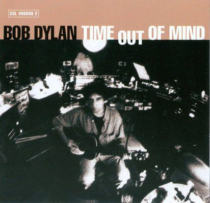 Bob Dylan Time Out Of Mind (CD)