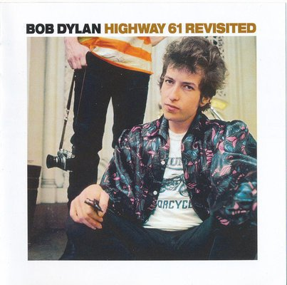 Bob Dylan Highway 61 Revisited (Remastered) (CD)