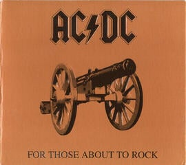 AC/DC For Those About To Rock (Remastered) (Digipak CD)