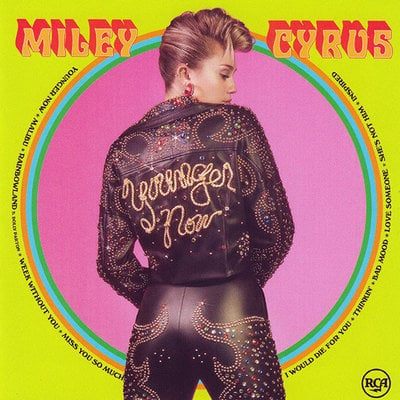 Miley Cyrus Younger Now (CD)