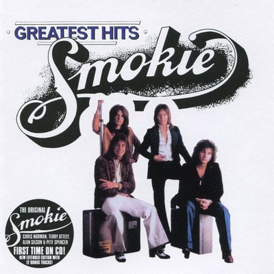 Smokie Greatest Hits Vol. 1 (White) (Extended Edition) (CD)