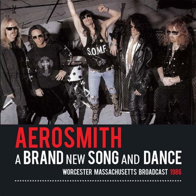 Aerosmith A Brand New Song And Dance (CD)