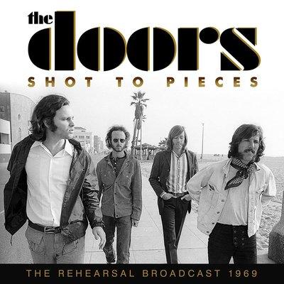 The Doors Shot To Pieces (CD)