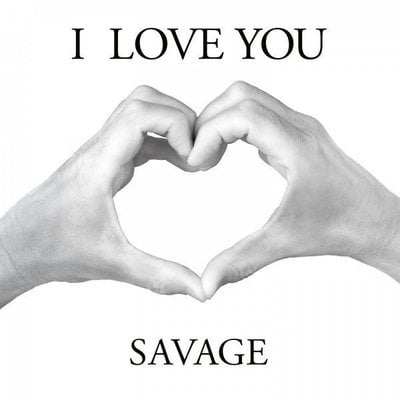 Savage I Love You (White Vinyl) (12'' EP)