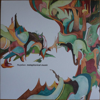Nujabes Metaphorical Music (Gatefold Sleeve) (2 LP)