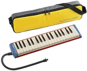 Suzuki Music M-37C Plus Melodica Red