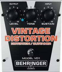 Behringer VD 1 VINTAGE DISTORTION