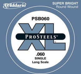 D'Addario PSB060 Single Bass String