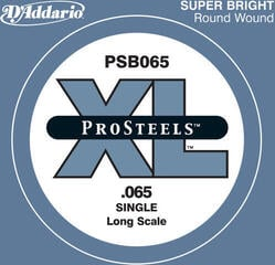 D'Addario PSB065 Single Bass String