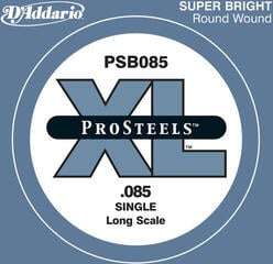 D'Addario PSB085 Single Bass String