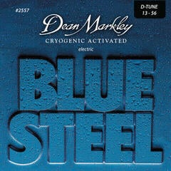 Dean Markley 2557 DT 13-56 Blue Steel Electric
