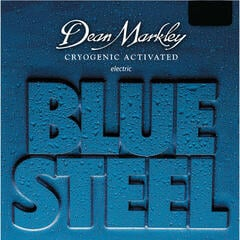 Dean Markley 2552A 7LT 9-54 Blue Steel Electric
