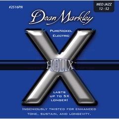 Dean Markley 2516PN MEDJAZZ 12-54 Helix PureNickel