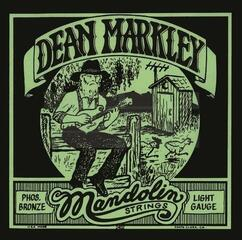 Dean Markley 2402 Light 11-37 Mandolin Phosphor Bronze