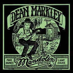 Dean Markley 2404 Regular 11-39 Mandolin Phosphor Bronze