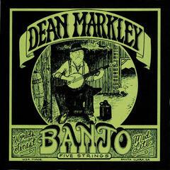 Dean Markley 2302 5 Light 9-20W Banjo