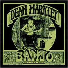 Dean Markley 2304 5 Medium Light 10-24WW Banjo