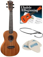 LAG TKU110C SET Concert Ukulele Natural Satin