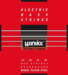 Warwick RED Strings Bass Set Light .035-.095