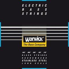 Warwick Black Label Bass String Medium Light .040-.130