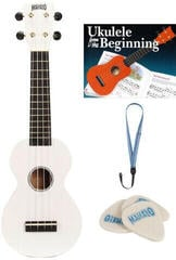 Mahalo MR1 SET Soprano Ukulele White