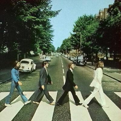 The Beatles Abbey Road (Vinyl LP)