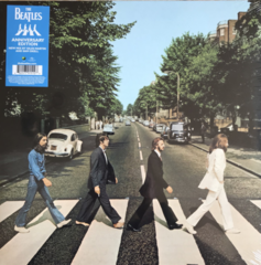 The Beatles Abbey Road (50th Anniversary/2019 Mix) (Vinyl LP)