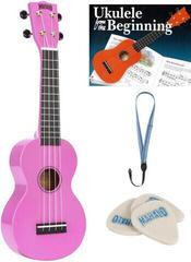 Mahalo MR1 SET Szoprán ukulele Rózsaszín
