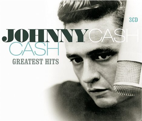 Johnny Cash Greatest Hits (3 CD)