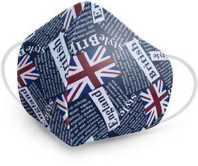 Muziker Maska British Style L