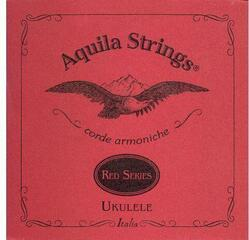 Aquila 88U Red Series Ukulele Tenor String Set Low-G Tuning