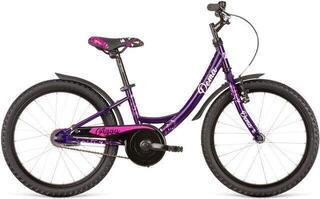DEMA Aggy Dark Violet/Pink