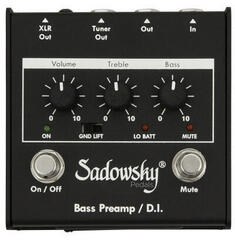 Sadowsky SPB-1 Bass Preamp / DI