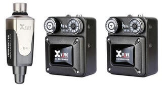 XVive U4 In-Ear Monitor Wireless System Bundle R2