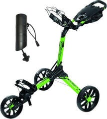 BagBoy Nitron Lime/Black Golf Trolley SET