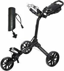 BagBoy Nitron Black/Black Golf Trolley SET
