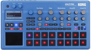 Korg Electribe BL (B-Stock) #922089