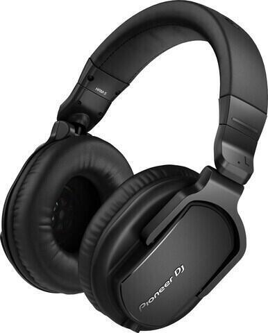 Pioneer Dj HRM-5 Studio Monitor Headphones Black
