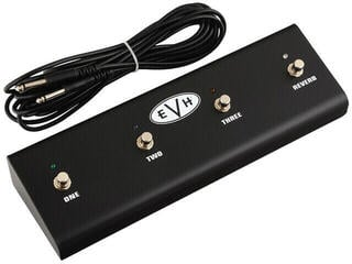 EVH 4-Button Footswitch for EVH 5150 Amplifier (B-Stock) #923651