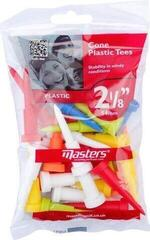 Masters Golf Cone Tees 2 1/8 Inch Mixed 25 pcs