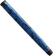 Winn Dri-Tac X Pistol Putter Grip Blue/Black Midsize