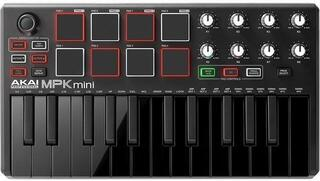 Akai MPK Mini mkII Limited Black