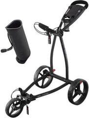 Big Max Blade IP Golf Trolley Black/Convenient Muziker Set