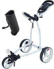 Big Max Blade IP Golf Trolley Bijela/Povoljan set Muziker