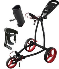 Big Max Blade IP Golf Trolley Negru/Deluxe Set