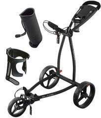 Big Max Blade IP Golf Trolley Black/Deluxe Set