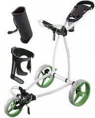 Big Max Blade IP Golf Trolley Bianco/Deluxe Set