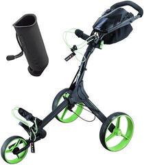 Big Max IQ+ Golf Trolley Čierna/Výhodný Muziker set